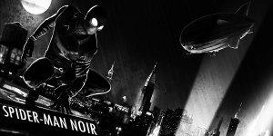 Человек-Паук в Нуаре