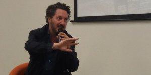 Мастер-класс Гийома Гальенна: «Надо любить актёров, любить их на двести процентов!»