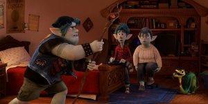 Обсуждение анимационного фильма «Вперёд»