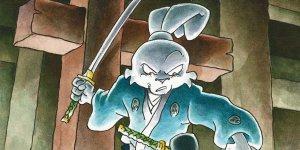 Сериал про кролика-самурая