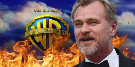 Почему Кристофер Нолан больше не дружит с Warner Bros.?