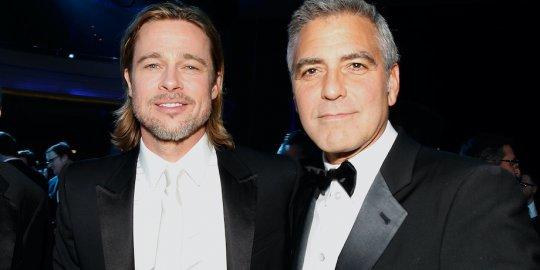 Брэд Питт и Джордж Клуни сыграют конкурирующих адвокатов