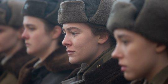 Возобновились съемки масштабной военной драмы «Воздух» Алексея Германа-мл.