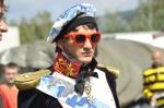 Ржевский против Наполеона 3D, со съемок, Марат Башаров