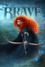 Храбрая сердцем, постеры