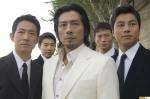 Час пик 3, кадры из фильма, Хироюки Санада
