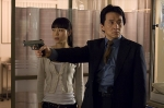 Час пик 3, кадры из фильма, Цзинчу Чжан, Джеки Чан