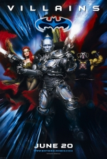 Бэтмен и Робин, постеры