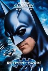 Бэтмен и Робин, характер-постер