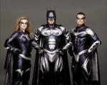 Бэтмен и Робин, промо-слайды, Алисия Сильверстоун, Джордж Клуни, Крис О'Доннелл