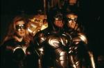 Бэтмен и Робин, кадры из фильма, Алисия Сильверстоун, Джордж Клуни, Крис О'Доннелл