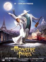 Монстр в Париже, постеры