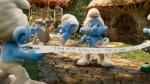 Смурфики, кадры из фильма