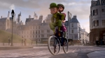 Монстр в Париже, кадры из фильма, Ванесса Паради