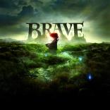 Храбрая сердцем, постеры, textless